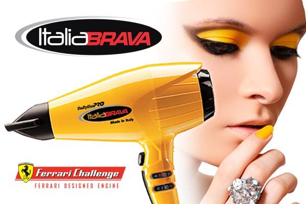 Купить Профессиональный фен Babyliss Pro Italia Brava BABFB1E по ... d6bb60053c616